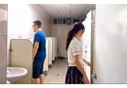Les toilettes publiques,  du palais à la rue